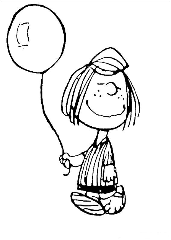 Kids N Fun Com 23 Coloring Pages Of Snoopy