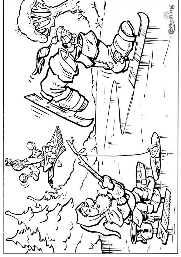 tree house coloring pages coloring pages