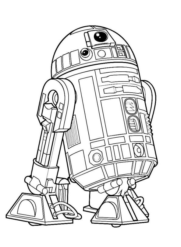 vulture droid coloring pages - photo#26