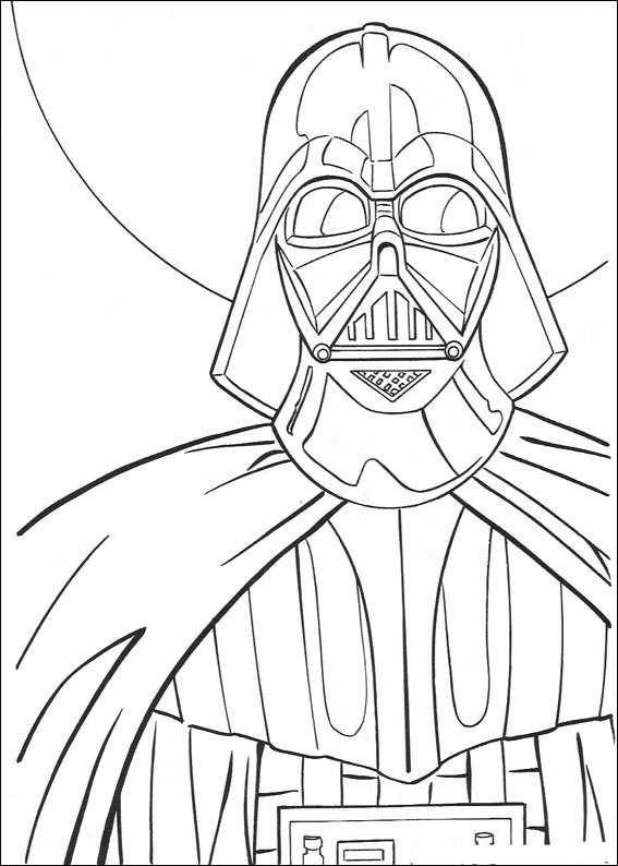 Kleurplaten Star Wars Yoda.Kids N Fun Com Coloring Page Star Wars Star Wars