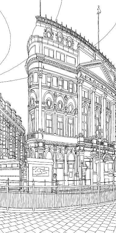 quebec city coloring pages - photo#48