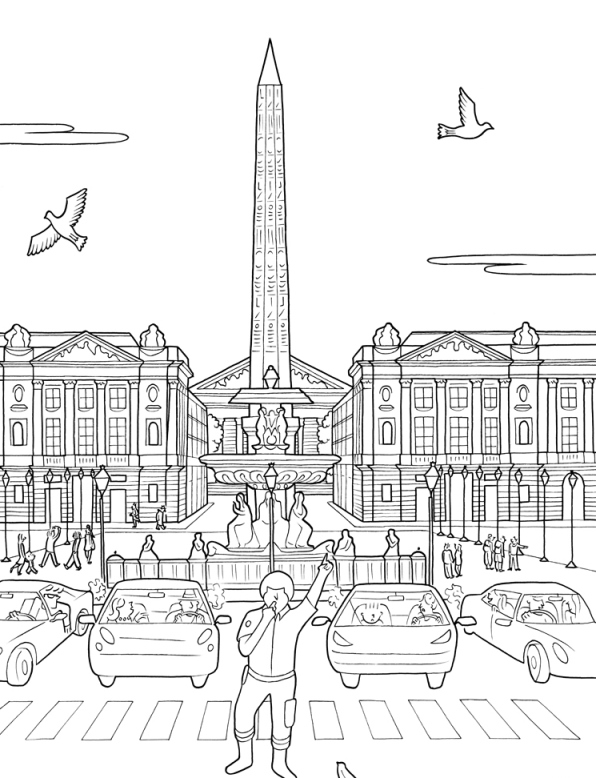 quebec city coloring pages - photo#37