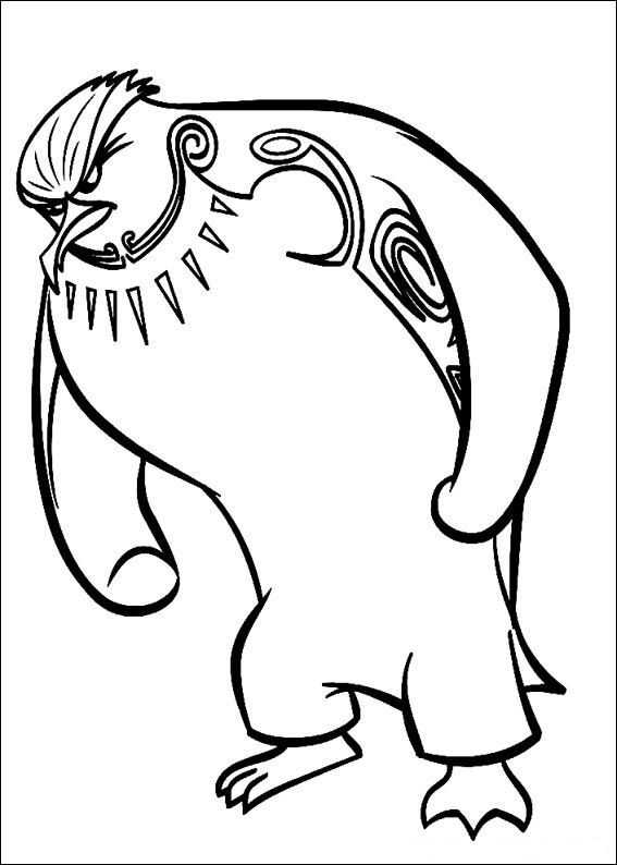 Kids N Fun Com 23 Coloring Pages Of Surfs Up