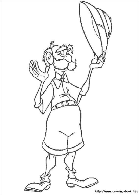 Kids N Fun Com 65 Coloring Pages Of Tarzan