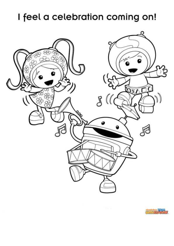 kids n fun co uk 9 coloring pages of team umizoomi