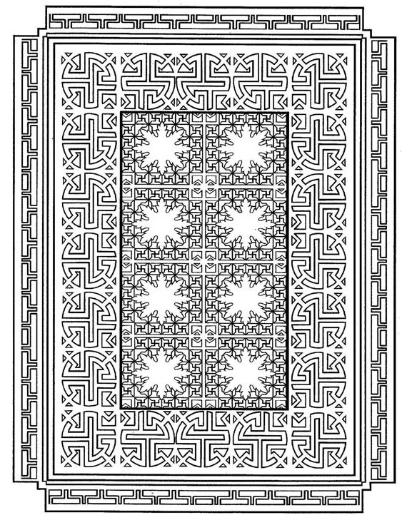 Kids-n-fun.com | Coloring page Tiles Tiles