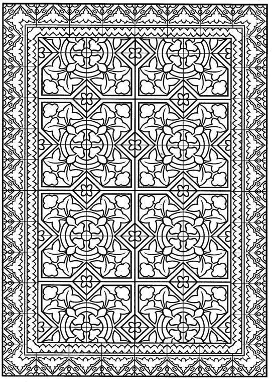 Kids N Fun Com Coloring Page Tiles Tiles