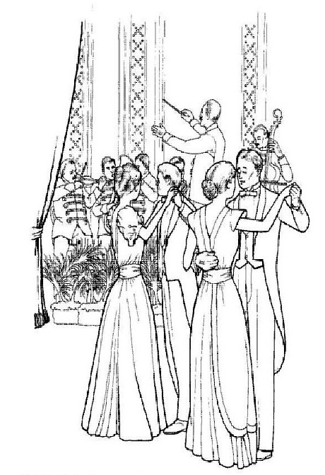 jack and rose coloring pages - photo#17