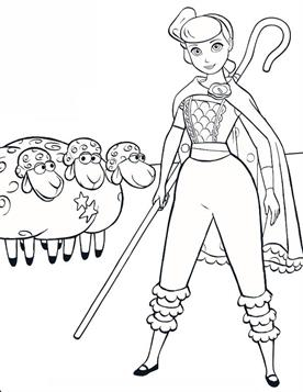 Toy Story Coloring Pages Online | Toy story coloring pages, Disney ... | 357x276