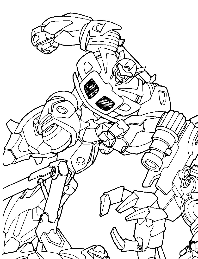 kids n fun com 33 coloring pages of transformers