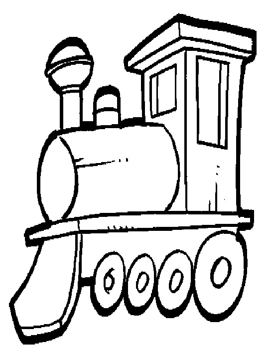 n 26 coloring pages of trains