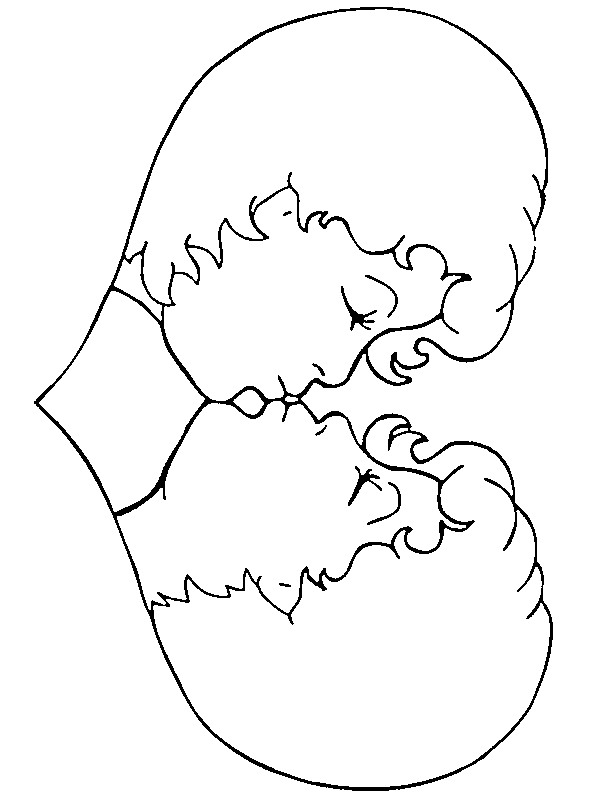 Kids N Fun Com 34 Coloring Pages Of Marry And Weddings