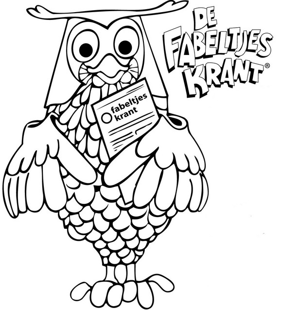 fun owl coloring pages - photo#9