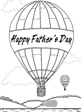 Kids N Fun Com 27 Coloring Pages Of Father S Day