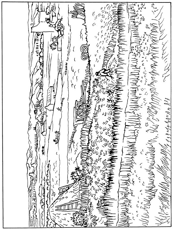 Free Coloring Pages Of Vincent Gogh Vincent Gogh Coloring Pages
