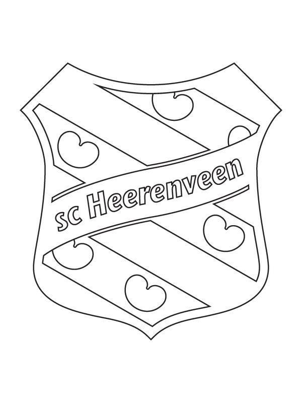 n 19 coloring pages of soccer clubs netherlands