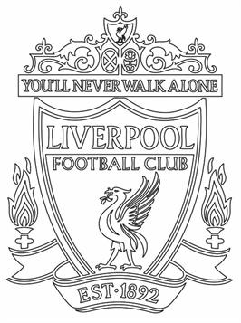 n 11 coloring pages of soccer clubs europe