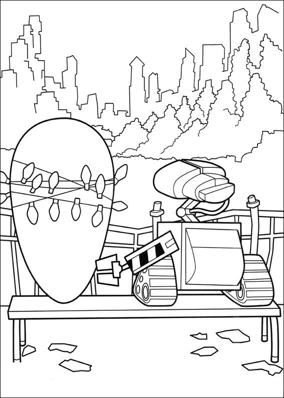 wall coloring pages - photo#16