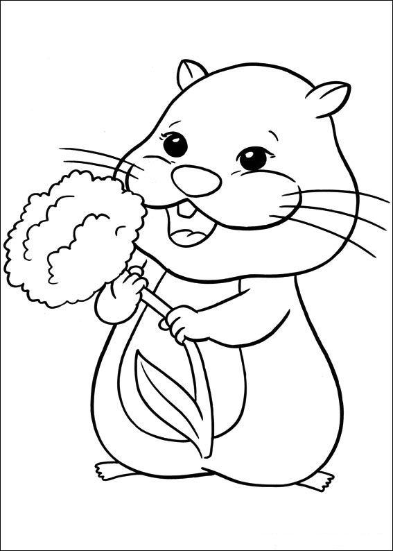 40 zhu zhu pets coloring pages