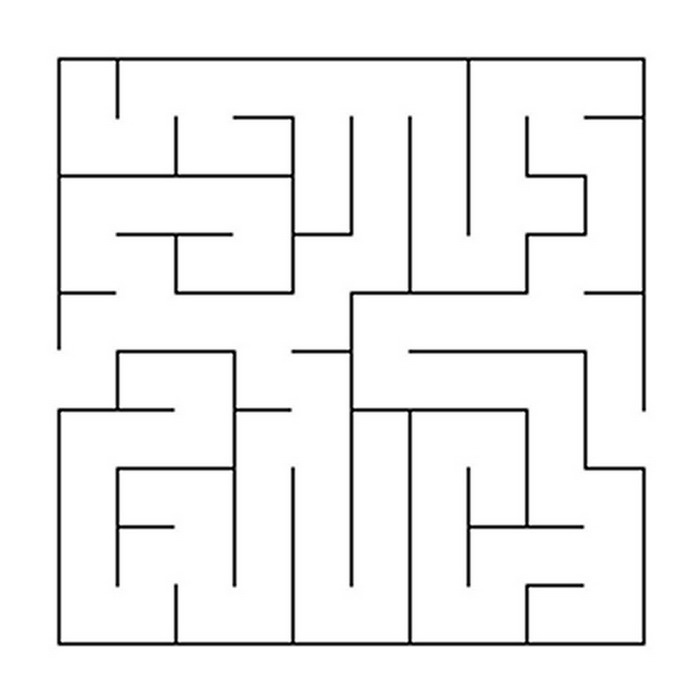 Kids-n-fun com | 57 puzzle of Maze