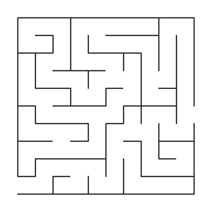 Kids N Fun Com 57 Puzzle Of Maze