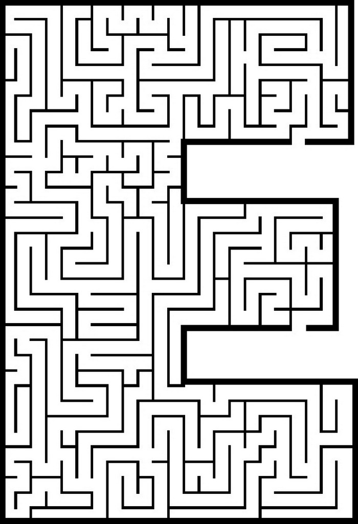 Maze Coloring Pages as well Outstretched Hand Clipart also Q Is For Queen Printable likewise Printable Worksheets    Dl  Holidays  summerworksheets 2 additionally Pizza Maze. on coloring pages mazes
