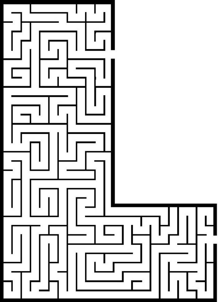 Kleurplaat 50 Jaar Kids N Fun Co Uk 57 Puzzle Of Maze