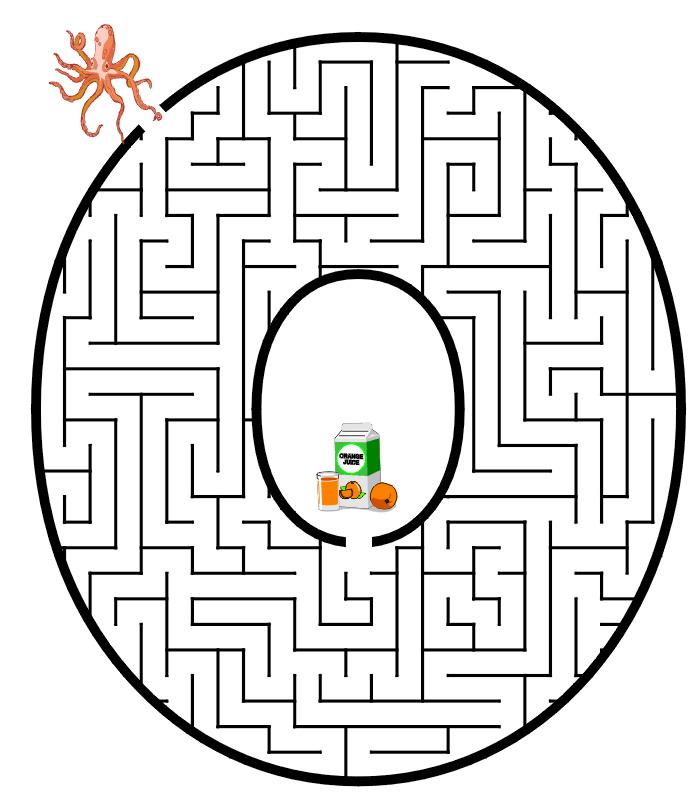 Kidsnfun 57 puzzle of Maze