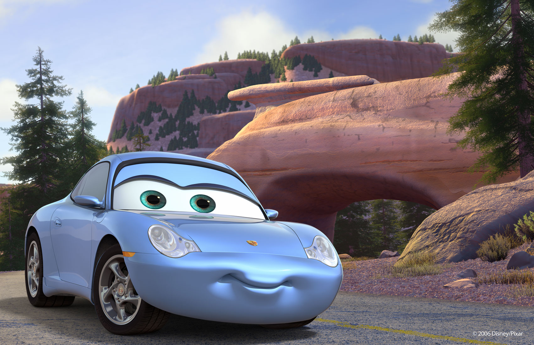 Wallpaper Cars Pixar
