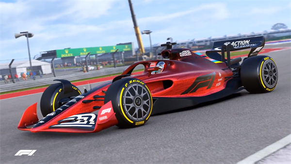 Kids N Fun Com 22 Wallpapers Of F1 Fia 2021 Concept Car
