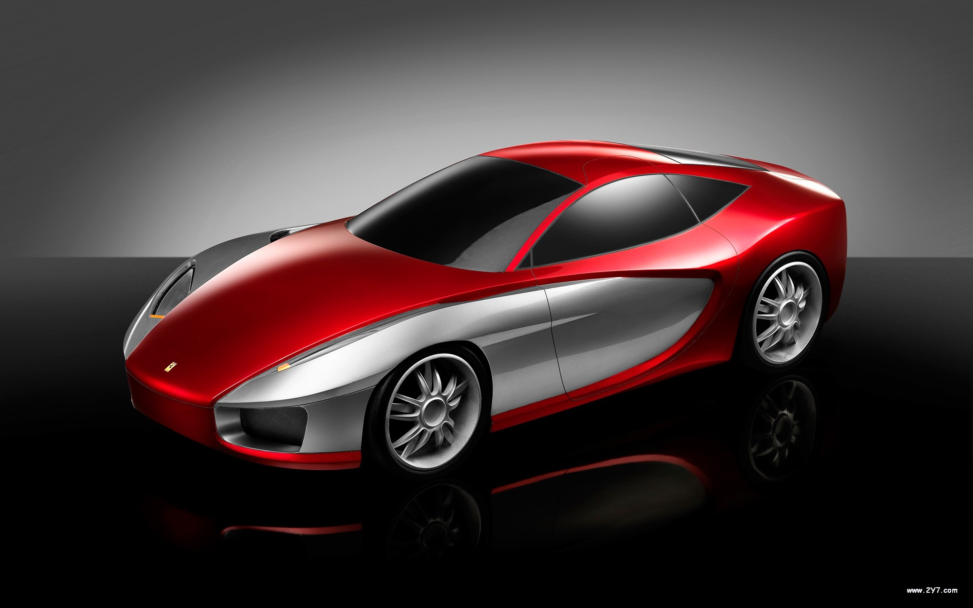 Design Concepts Wallpaper : Kids n fun wallpaper ferrari concept cars