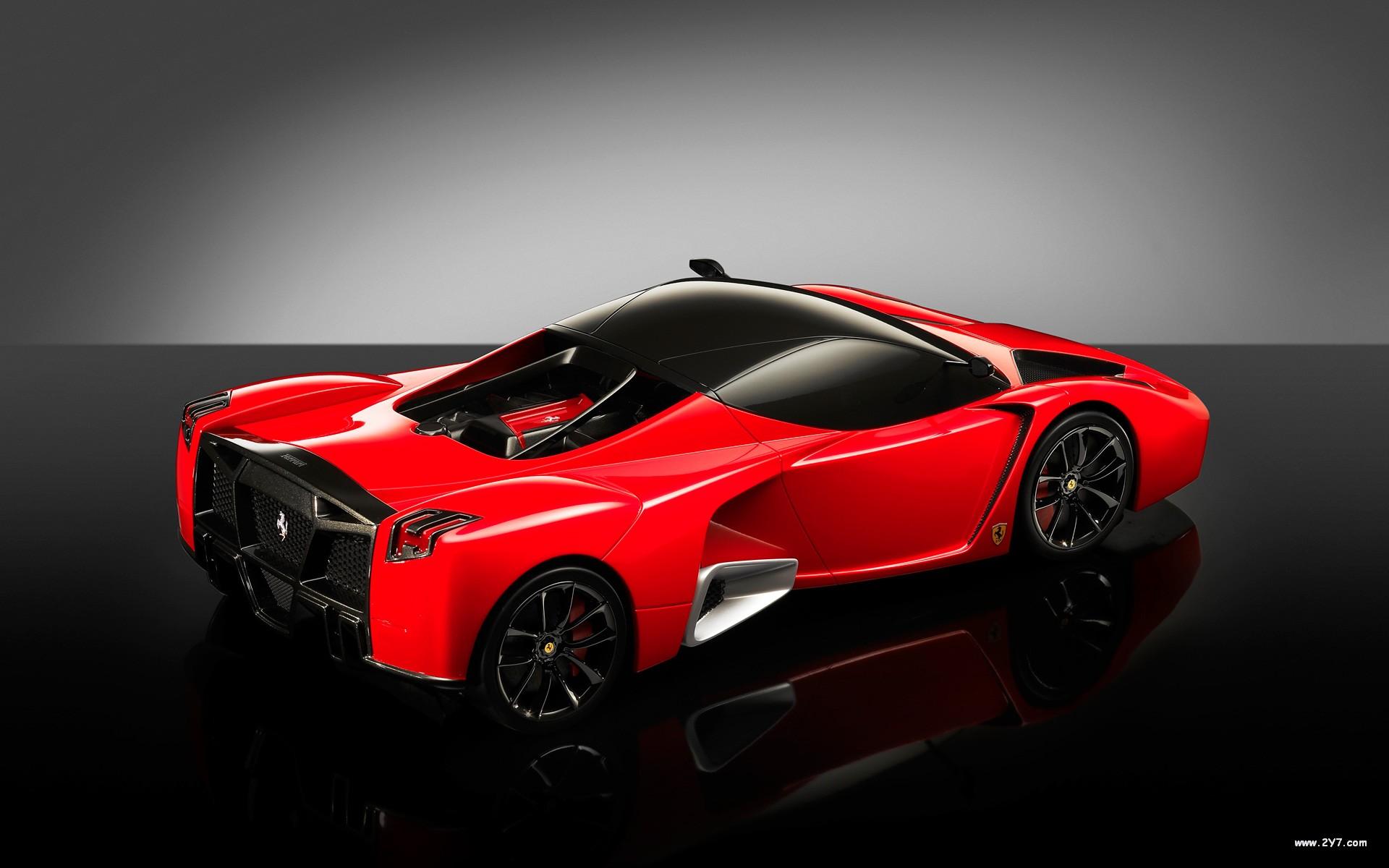 Kids n funcom Wallpaper Ferrari Concept Cars
