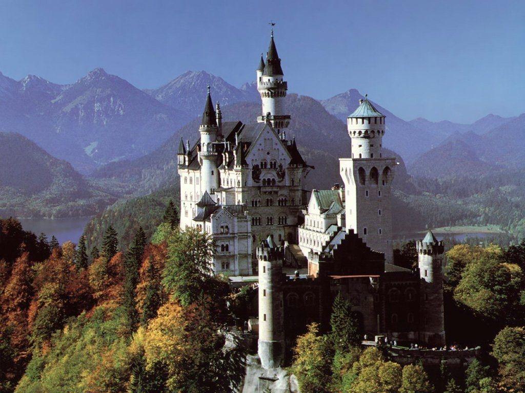 Kidsnfun Wallpaper Castles