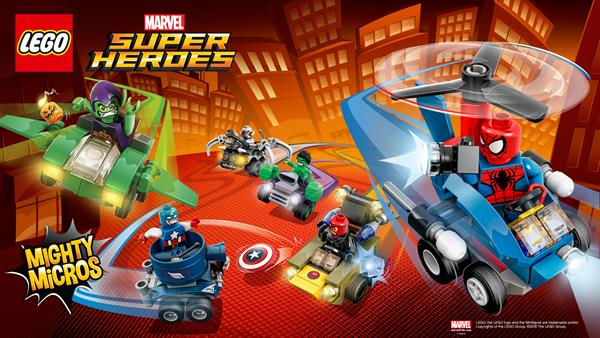 Kids N Fun Com 13 Wallpapers Lego Marvel Superheroes
