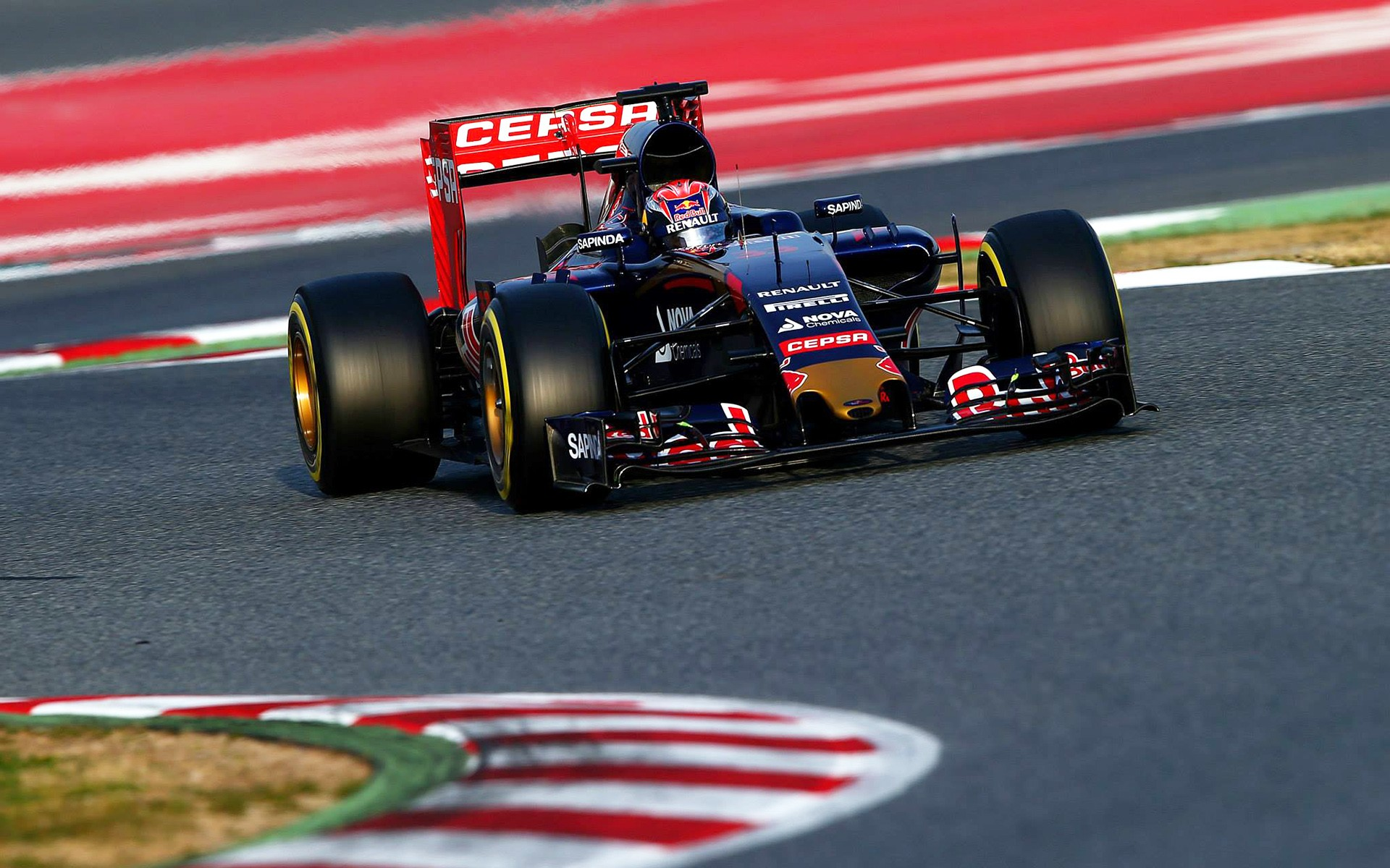 Max Verstappen Full HD Wallpaper