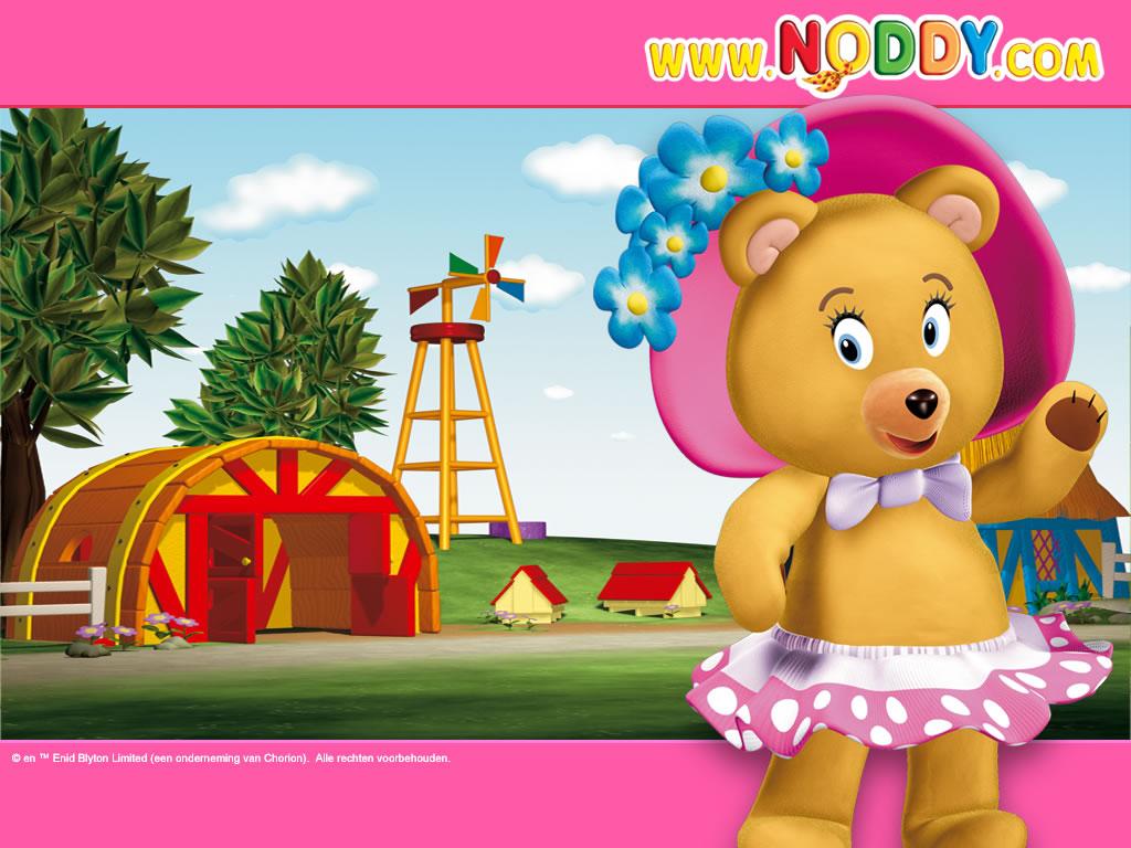 Kids N Fun Com Wallpaper Noddy Noddy